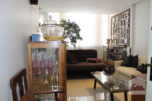 Apartamento à venda com 3 dormitórios em Grajaú, Belo horizonte cod:257543 - Foto 2