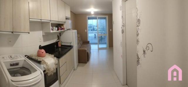Apartamento à venda com 1 dormitórios em Pio x, Caxias do sul cod:3028 - Foto 9