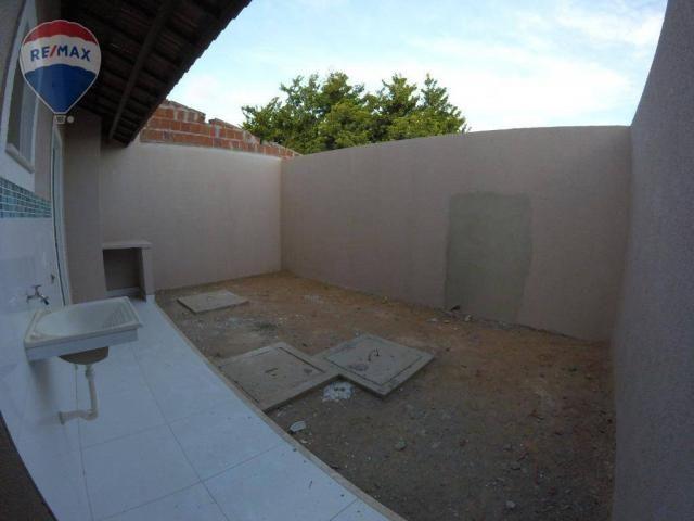 Casa duplex à venda na pajuçara em maracanau - Foto 14
