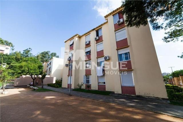 Apartamento à venda com 2 dormitórios em São sebastião, Porto alegre cod:557