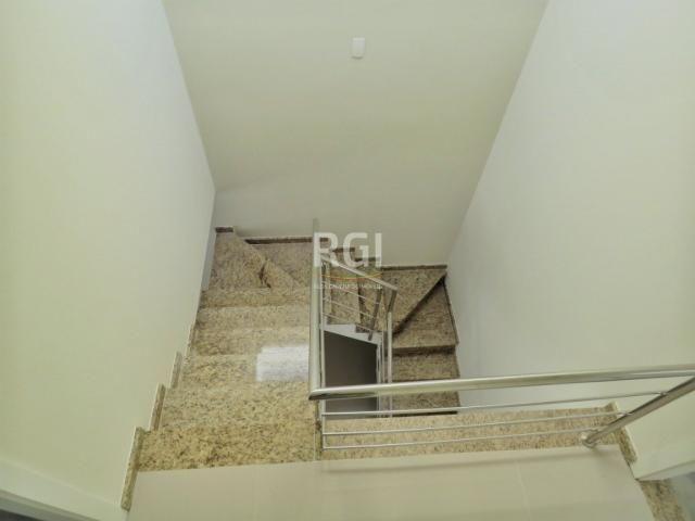 Casa de condomínio para alugar com 3 dormitórios em Nonoai, Porto alegre cod:BT8012 - Foto 12