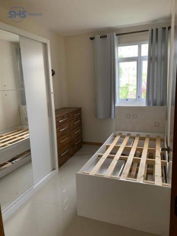 Apartamento com 2 dormitórios para alugar, 56 m² por r$ 1.400/mês - fortaleza - blumenau/s - Foto 10