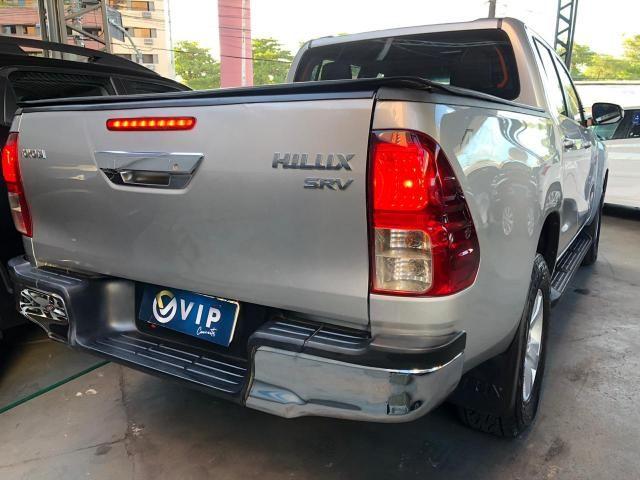 TOYOTA HILUX 2017/2017 2.8 SRV 4X4 CD 16V DIESEL 4P AUTOMÁTICO - Foto 4