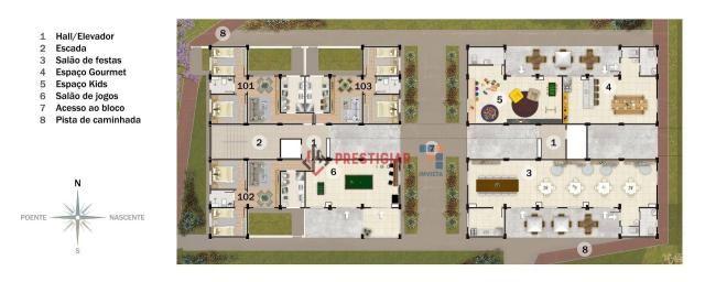 Apartamento com 2 quarto à venda, 48 m² por r$ 209.900 - palmeiras - belo horizonte/mg - Foto 10