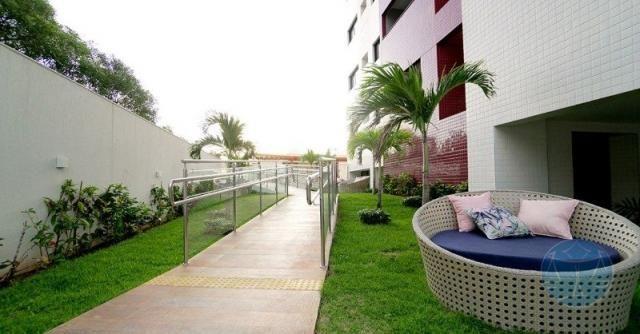 Apartamento à venda com 3 dormitórios em Barro vermelho, Natal cod:8455 - Foto 2