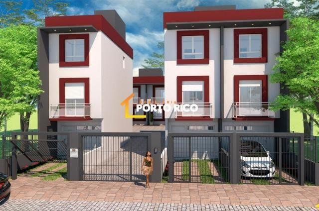 Casa à venda com 2 dormitórios em Ana rech, Caxias do sul cod:1778