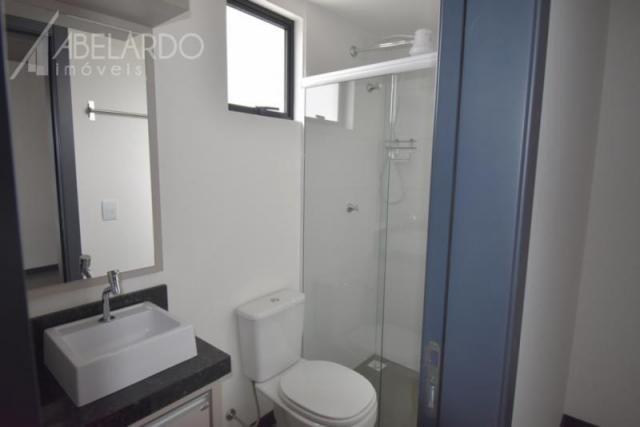 Abelardo imóveis - aluga apartamento estilo loft, com 35,89m², contendo 1 dormitório. - Foto 5