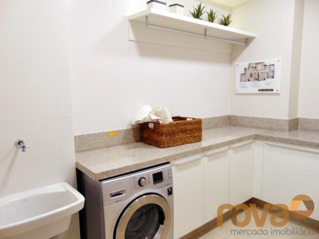 Apartamento à venda com 3 dormitórios em Setor marista, Goiânia cod:NOV235626 - Foto 7