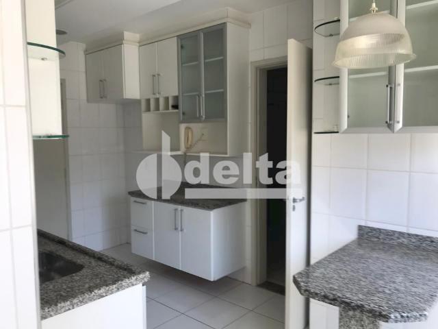 Apartamento para alugar com 3 dormitórios em Saraiva, Uberlândia cod:606262 - Foto 8