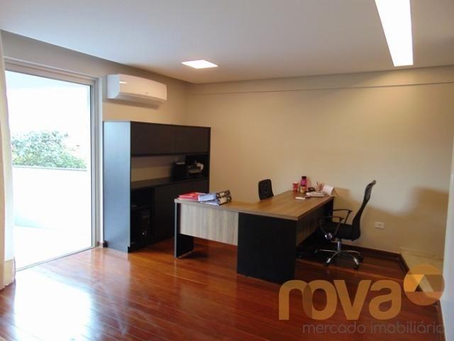 Apartamento à venda com 4 dormitórios em Setor oeste, Goiânia cod:NOV235578 - Foto 2