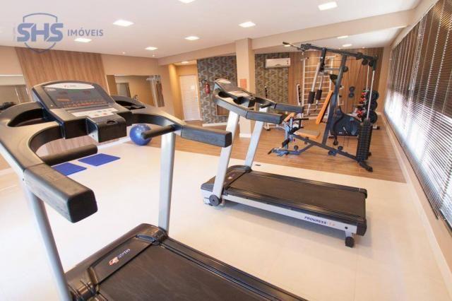 Apartamento com 2 dormitórios para alugar, 56 m² por r$ 1.400/mês - fortaleza - blumenau/s - Foto 15
