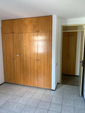 Apartamento no Cocó com 3 quartos + dependência de empregada - Foto 10