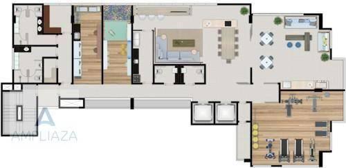 Apartamento com 2 dormitórios à venda, 37 m² por r$ 321.000 - aldeota - fortaleza/ce - Foto 6