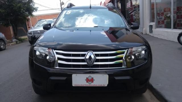 RENAULT DUSTER 1.6 OUTDOOR 4X2 16V FLEX 4P MANUAL.