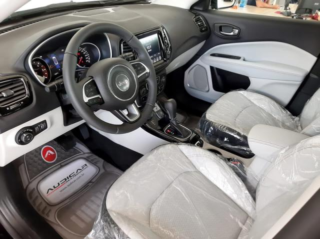 JEEP COMPASS LIMITED DIESEL - Foto 8