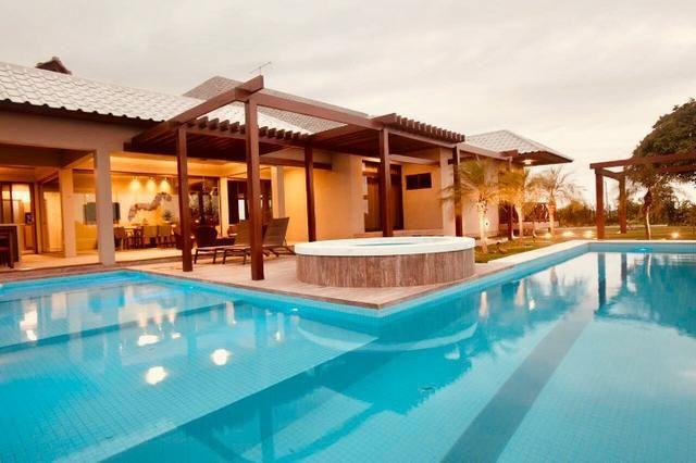 Oportunidade - Casa no Lagos Country e Resort com 5 suítes - Foto 14