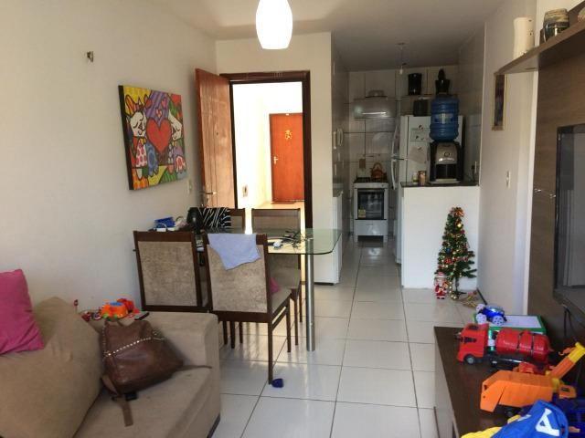 Apartamento 03 Quartos, Varanda e Lazer Com Piscina: R$ 145 Mil Á Vista !! 9  * - Foto 3