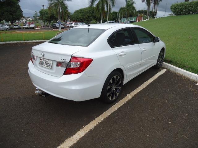 Honda Civic LXS 1.8 2014/2014 - Foto 4