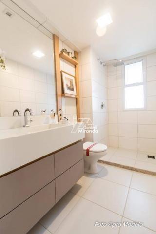 Imperator apartamento com 3 dormitórios à venda, 138 m² por r$ 950.000 - guararapes - fort - Foto 10
