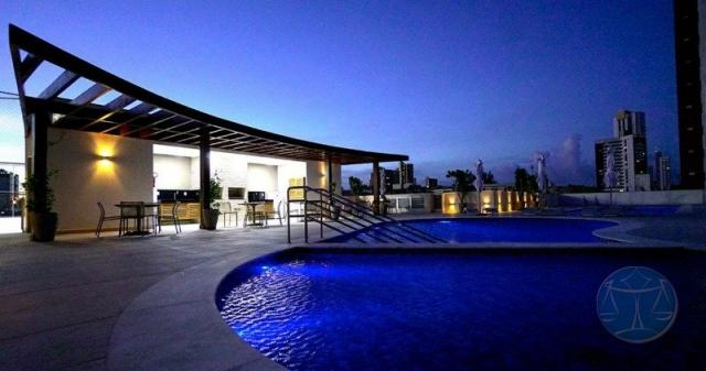 Apartamento à venda com 3 dormitórios em Barro vermelho, Natal cod:8455 - Foto 11