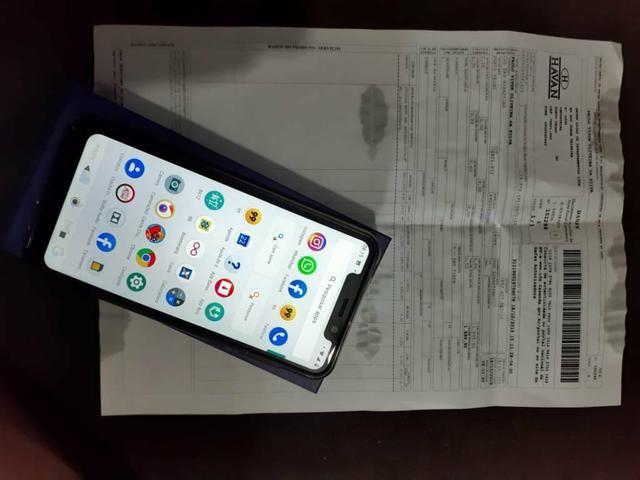 Vendo ou troco Moto One por iPhone 6 32g ou 64g - Foto 5
