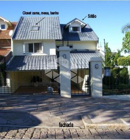 Casa à venda com 3 dormitórios em Ipanema, Porto alegre cod:9892484