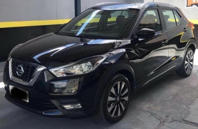 Nissan Kicks SL 1.6 16v automático financiamentos em até 60x sem cnh e sem comprovar renda - Foto 5