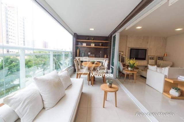 Imperator apartamento com 3 dormitórios à venda, 138 m² por r$ 950.000 - guararapes - fort