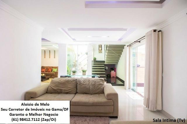 Aloisio Melo Vde: Q. 01 S/Leste! Sobrado, 2 Casas c/3 Quartos, Aceita Financ./FGTS - Foto 3