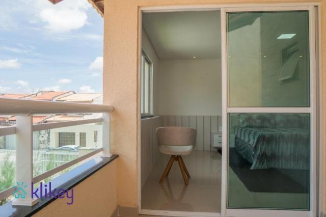 Apartamento à venda com 3 dormitórios em Edson queiroz, Fortaleza cod:7410 - Foto 19