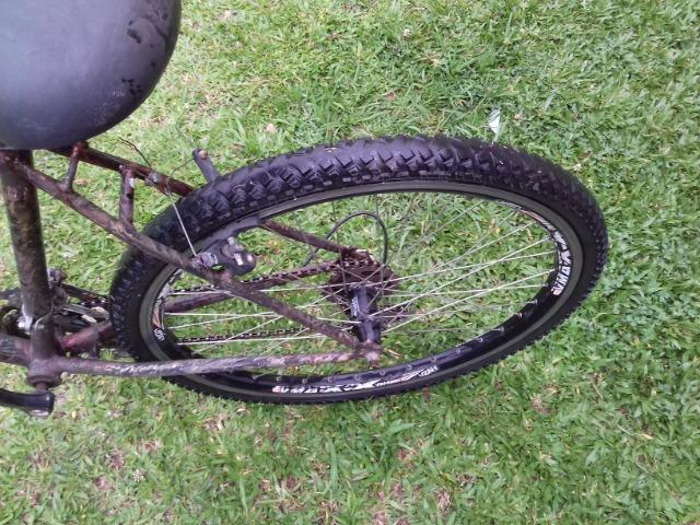 Bicicleta usada andando de boa! 3x sem juros no cartão - Foto 2