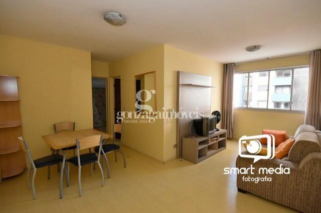 Apartamento para alugar com 2 dormitórios em Cristo rei, Curitiba cod:14559001 - Foto 2