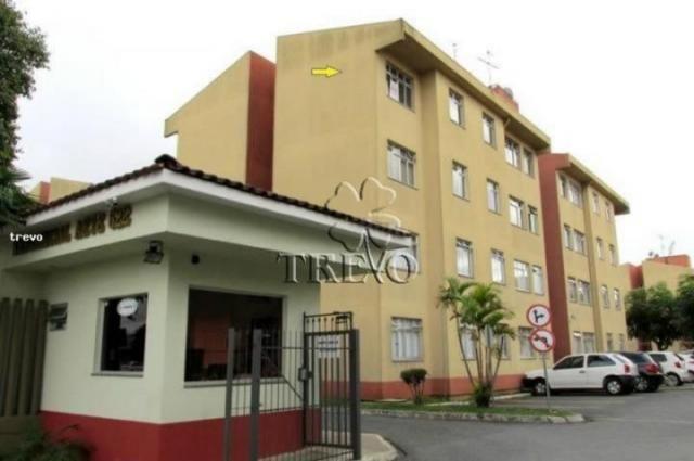 Apartamento à venda com 3 dormitórios em Cidade industrial, Curitiba cod:1222