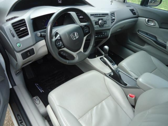 Honda Civic LXS 1.8 2014/2014 - Foto 13