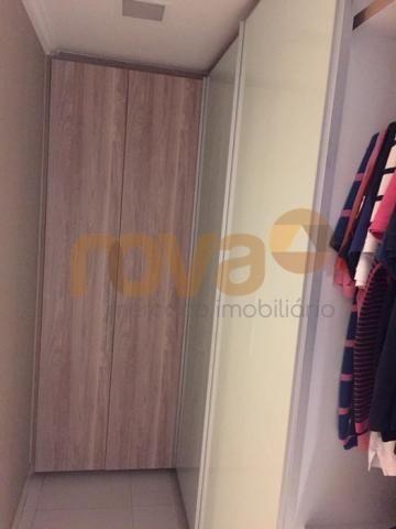 Apartamento à venda com 3 dormitórios em Setor bueno, Goiânia cod:NOV235489 - Foto 18