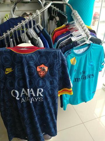 Camisa times promoçao