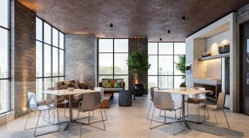 Apartamento com 2 dormitórios à venda, 37 m² por r$ 321.000 - aldeota - fortaleza/ce - Foto 19
