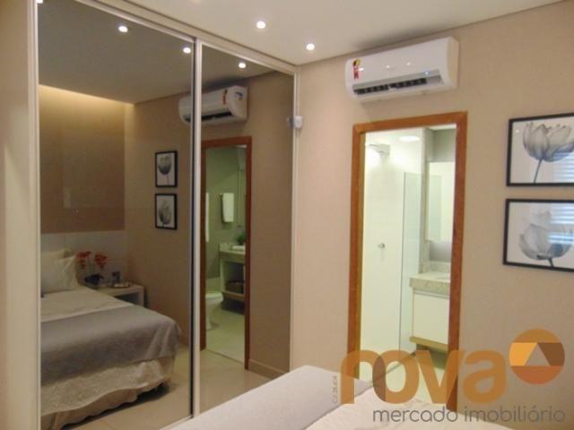 Apartamento à venda com 3 dormitórios em Residencial eldorado, Goiânia cod:NOV235562 - Foto 14