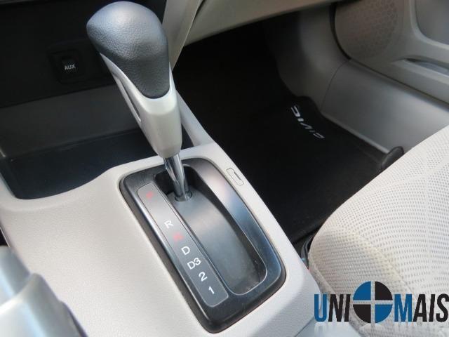 Honda Civic Automatico 2014 1.8 Lxs Completo Perfeito Estado Apenas 48.900 Lja - Foto 11