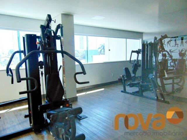 Apartamento à venda com 2 dormitórios em Setor bueno, Goiânia cod:NOV88059 - Foto 18