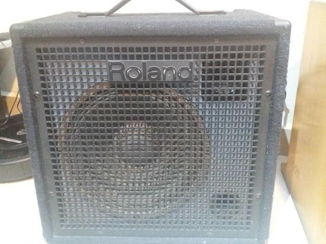 Amplificador Roland Kc 300