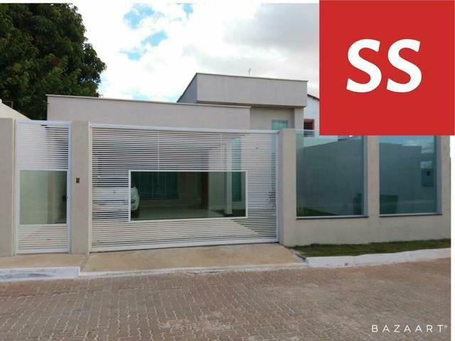 Sergio Soares Vende: Linda casa 3 Suíte Av Rodobello P. Alta Norte Gama