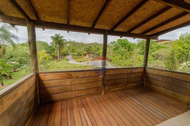 Vendo casa condomínio belvedere green 07 quartos 04 suítes 580m² de área construída - Foto 17