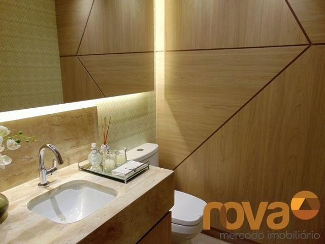 Apartamento à venda com 3 dormitórios em Setor bueno, Goiânia cod:NOV235464 - Foto 8