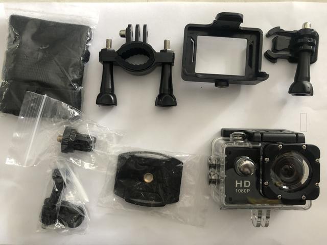 Câmera SPORTS HD + SDCard 32GB - Foto 4