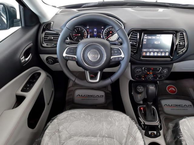 JEEP COMPASS LIMITED DIESEL - Foto 10