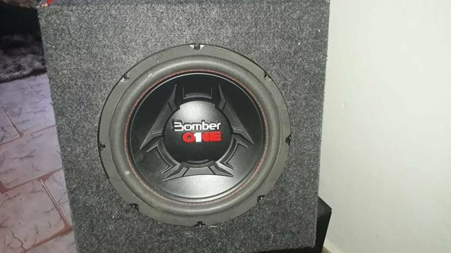 "Subwoofer 10"" Bomber One - Foto 2"