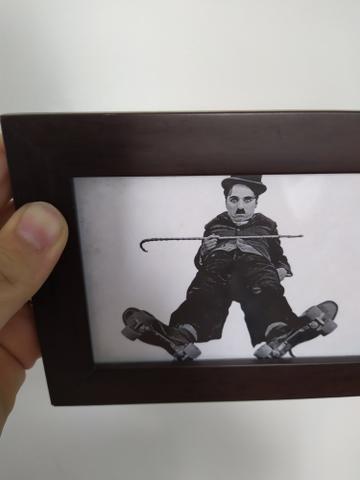 Quadro temático Charles Chaplin - Foto 6
