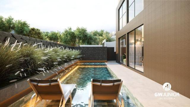 Apartamento à venda com 3 dormitórios em Santo antônio, Joinville cod:533 - Foto 4