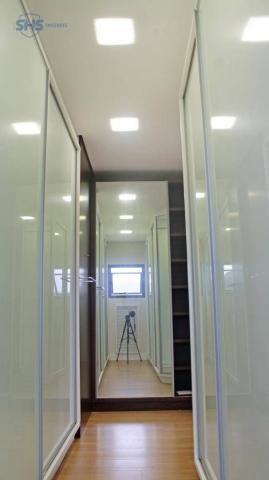 Apartamento com 3 dormitórios para alugar, 350 m² por r$ 4.700/mês - ponta aguda - blumena - Foto 4